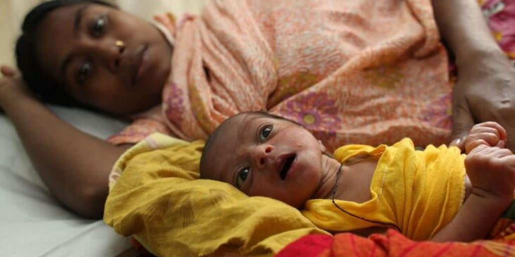 In Bangladesh, maternal mortality is one of the key health issues facing women. Photo credit: ADB.