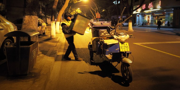 One of the challenges facing rapidly growing cities in Asia is how to improve their waste management system and at the same time make it operationally sustainable. Photo credit: ADB.
