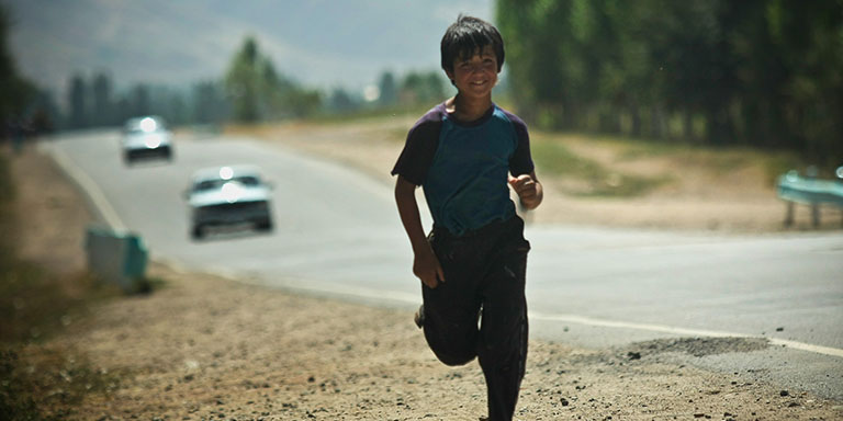 New approaches are being taken to improve the design and durability of road pavement.  Photo credit: ADB