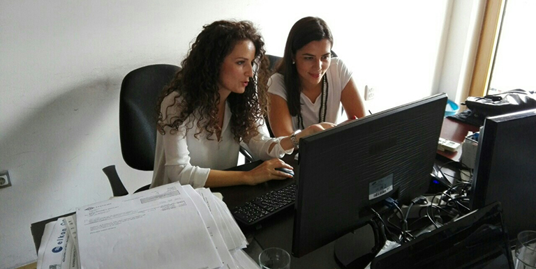 Training teachers in the workplace provided them with additional skills and better understanding of businesses. Photo credit:  Ministry of Education, Montenegro.