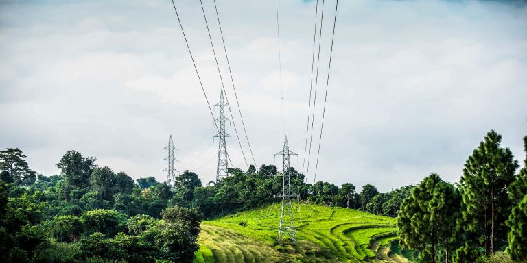In many areas, trading power across borders is cleaner and more efficient than developing new power plants. Photo credit: ADB.