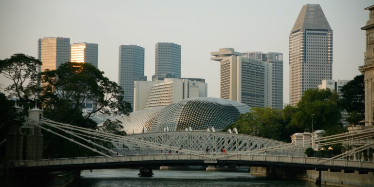 Today, Singapore is ranked among the world's most competitive economies and among Asia's most livable cities. Photo credit: ADB.