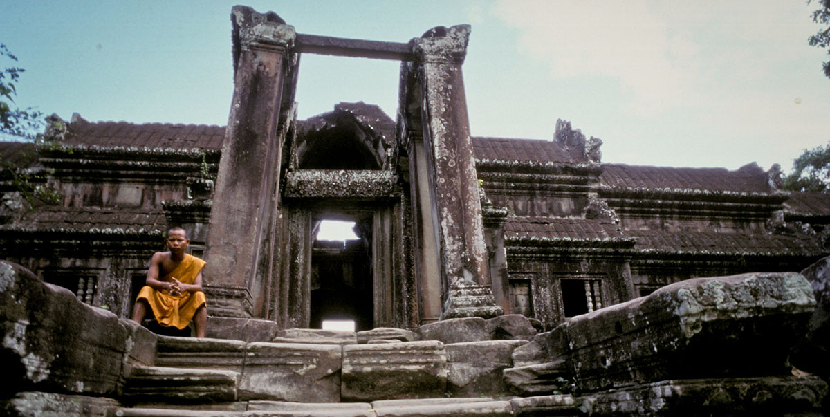 Heritage sites are structurally vulnerable, thus requiring extreme caution. Photo credit: ADB.