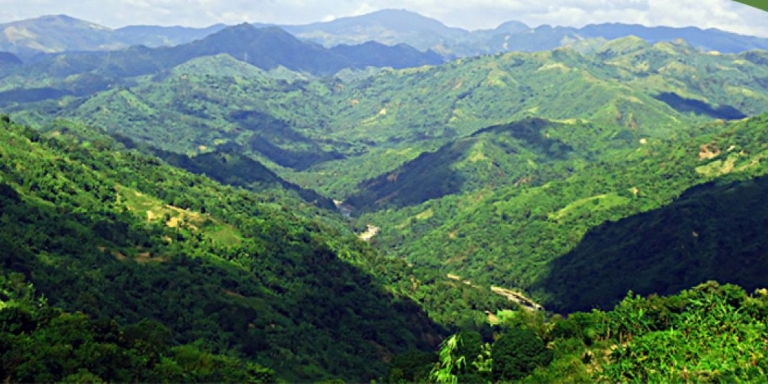 Upper Marikina River Basin Protected Landscape. Photo credit: Southeast Asian Regional Center for Graduate Study and Research in Agriculture (project consultants).