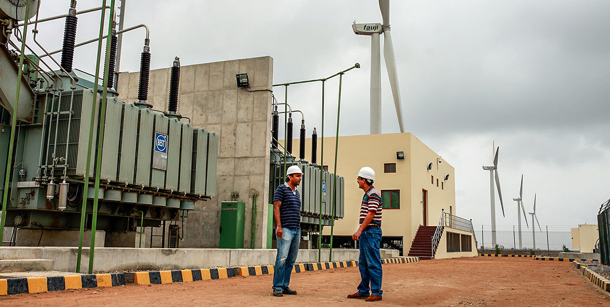 A battery energy storage system can improve the coverage, reliability, transparency, and quality of power transmission service in Pakistan. Photo credit: ADB.