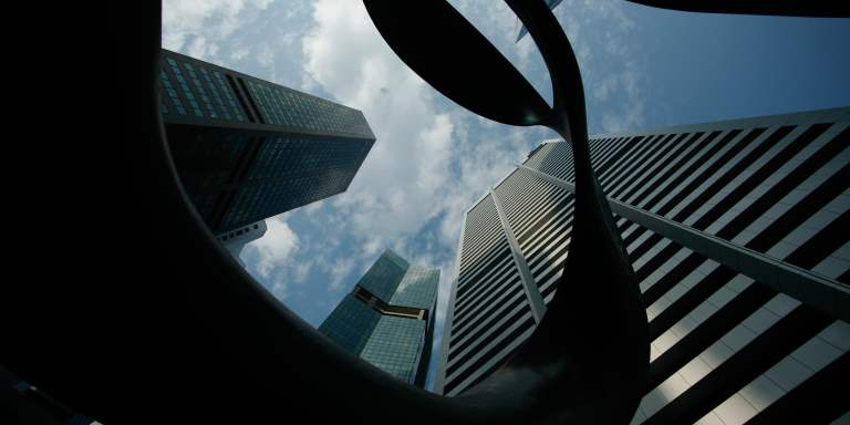 Banks and other financial institutions are turning to technology to meet increasingly stringent and costly compliance requirements. Photo: ADB.