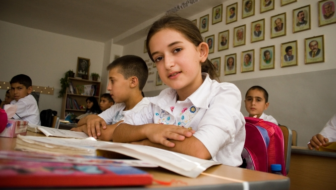 Armenia has been a leader in Central Asia in making the transition to a modern, prosperous economy. Photo credit: ADB.