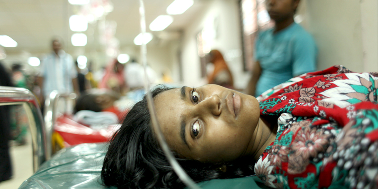 Africa and Asia share many of the same challenges in providing health care. Photo credit: ADB.