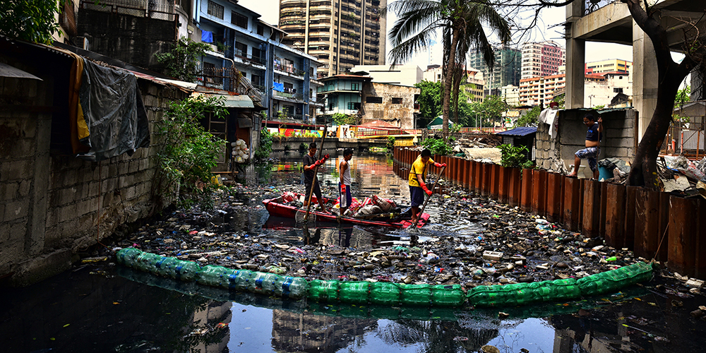 Human activities have taken a toll on water systems, highlighting the need for more sustainable business strategies. Photo credit: ADB.