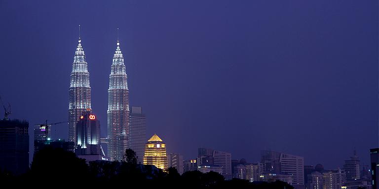 Malaysia's iconic Petronas Twin Towers in Kuala Lumpur. Photo credit: ADB.