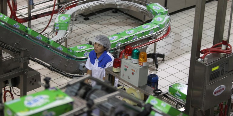 Manufacturers and digital startups are learning from each other. Photo credit: ADB.