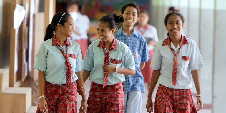 Education systems must be responsive to fast-changing skills needs of industries. Photo credit: ADB.