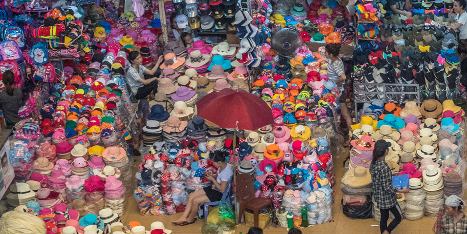Micro and small enterprises need not only supportive business regulations but also financing mechanisms and services (e.g., training, marketing) to prosper, scale up, and contribute to the economy. Photo credit: ADB.