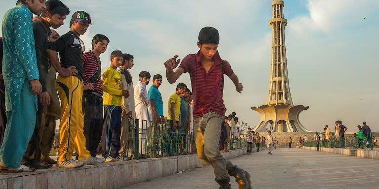 Pakistan has overcome major obstacles to improve the lives of its people. Photo credit: ADB.