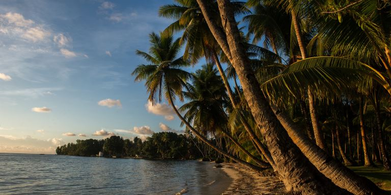 Scenery in the Federated States of Micronesia. Photo credit: ADB.