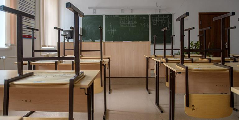 Schools were closed in different parts of the world to prevent the spread of the coronavirus disease. Photo credit: ADB.