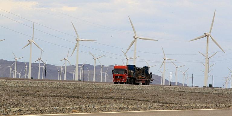 Investing in renewable energy can make electricity more available and affordable. Photo credit: ADB.