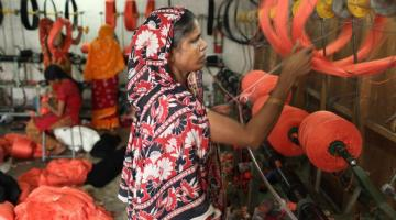 Women entrepreneurs in Bangladesh face more obstacles compared to men in business. Photo credit: ADB.