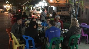 The development of night markets in three towns along the Mekong River aims to help revitalize the Greater Mekong Subregion and reduce poverty. Photo credit: Javier Coloma Brotons.