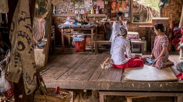 Myanmar has the highest number of malaria cases in the Greater Mekong Subregion. Photo credit: ADB