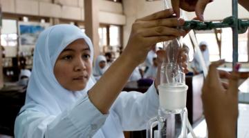 Education and skills development are important in creating knowledge-based economies. Photo credit: ADB.