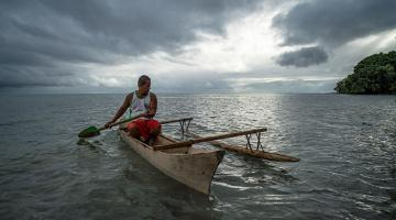 Some climate-vulnerable countries, like those in the Pacific, have entered risk pooling schemes to cover loss and damage from climate change impacts. Photo credit: ADB.