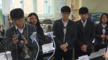 Students at the Seoul Digitech High School. The Republic of Korea has been highly successful in using master plans to embed ICT across its education system. Photo credit: ADB.