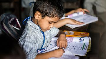 Local governments started managing public education for pre-kindergarten to grade 12 levels in 2018. Photo credit: ADB.