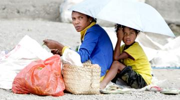 Social insurance coverage is particularly low in countries with a high number of informal workers. Photo credit: ADB.