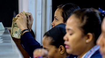 High inflation and appreciation of the US dollar, Timor-Leste's official currency, has reduced the country's external competitiveness. Photo credit: ADB.