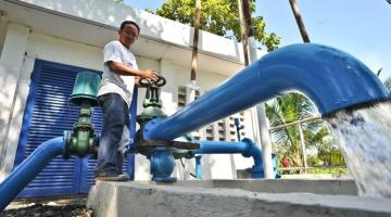 Local governments in the Philippines have undertaken successful PPP projects in the water sector. Photo credit: ADB.