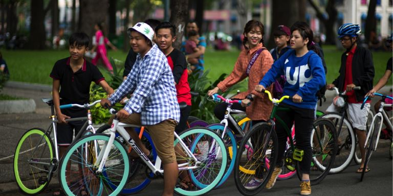 Parks and historical sites in Viet Nam are major tourist draw cards but need careful management and protection. Photo credit: ADB.